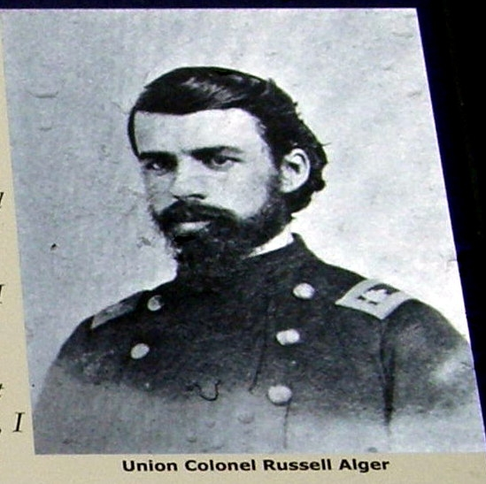 Commanding Officer, 5th Michigan Cavalry